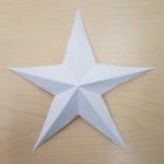7/2/18 - Betsy Ross's Star