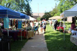 craft and vendor event