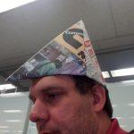 7/6/18 - Pirate Hat